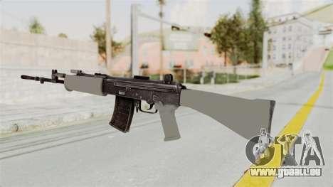 IOFB INSAS Grey für GTA San Andreas zweiten Screenshot
