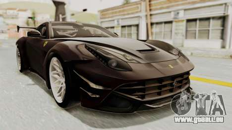 Ferrari F12 Berlinetta Drift pour GTA San Andreas