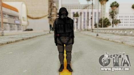 MGSV Phantom Pain Cipher XOF Cyprus pour GTA San Andreas deuxième écran