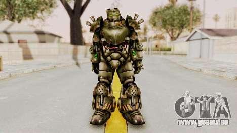 UT2004 The Corrupt - Xan Kriegor für GTA San Andreas zweiten Screenshot