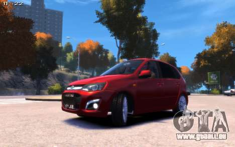 Lada Kalina 2 für GTA 4