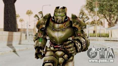 UT2004 The Corrupt - Xan Kriegor für GTA San Andreas