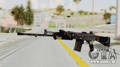 IOFB INSAS Camo v2 für GTA San Andreas