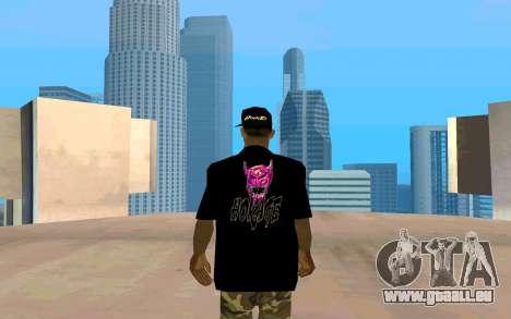 Grove Street Gang Member pour GTA San Andreas deuxième écran