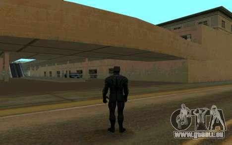 Black Panther confrontation pour GTA San Andreas deuxième écran