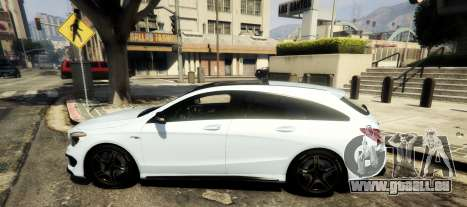Mercedes-Benz CLA 45 AMG Shooting Brake für GTA 5
