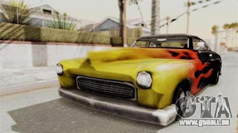 Beta VC Cuban Hermes pour GTA San Andreas