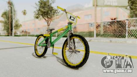 Bully SE - BMX pour GTA San Andreas