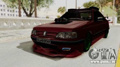 Peugeot Pars Sport für GTA San Andreas