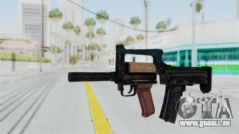 OTs 14 Groza für GTA San Andreas zweiten Screenshot