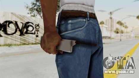 Metal Slug Weapon 7 pour GTA San Andreas troisième écran
