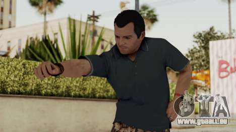 GTA 5 Michael v2 pour GTA San Andreas