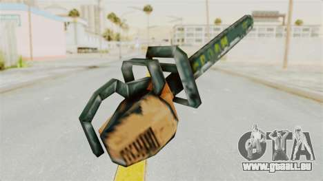 Metal Slug Weapon 8 für GTA San Andreas zweiten Screenshot