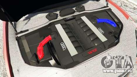GTA 5 Audi A7 2015 vorne rechts Seitenansicht