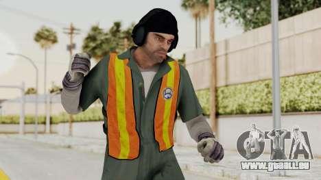 GTA 5 Trevor v1 pour GTA San Andreas