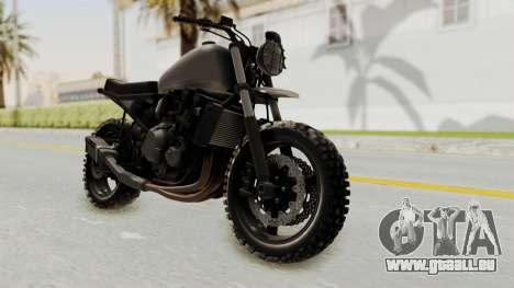Mad Max Inspiration Bike für GTA San Andreas