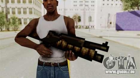 Metal Slug Weapon 1 pour GTA San Andreas deuxième écran