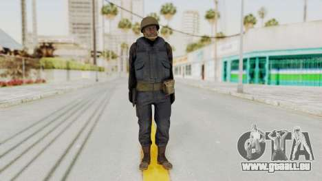 MGSV Phantom Pain RC Soldier Vest v2 für GTA San Andreas zweiten Screenshot