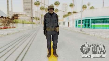 MGSV Phantom Pain RC Soldier Vest v2 für GTA San Andreas zweiten Screenshot