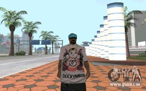 Varios Los Aztecas Gang Member für GTA San Andreas