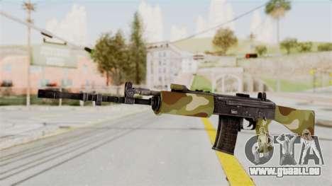IOFB INSAS Camo v1 pour GTA San Andreas