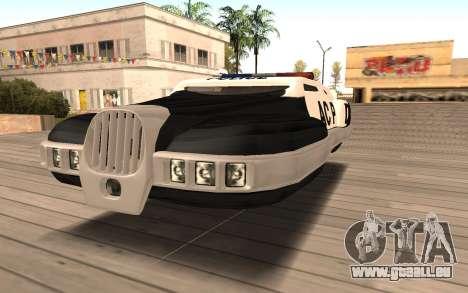Flying Police für GTA San Andreas
