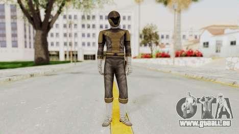 Power Rangers Lightspeed Rescue - Titanium für GTA San Andreas zweiten Screenshot