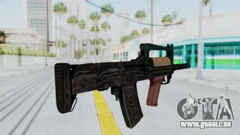 OTs 14 Groza für GTA San Andreas dritten Screenshot