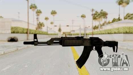 AK-47 Modern pour GTA San Andreas deuxième écran