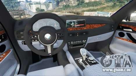 GTA 5 BMW 750Li xDrive (G12) 2016 hinten rechts