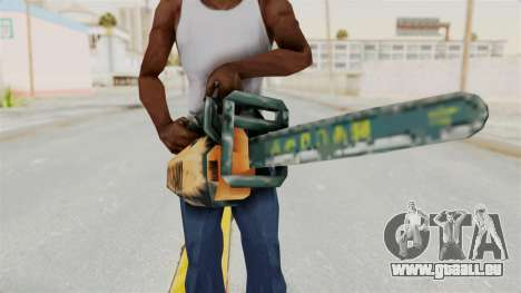 Metal Slug Weapon 8 für GTA San Andreas dritten Screenshot