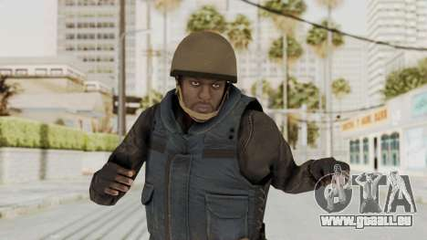 MGSV Phantom Pain RC Soldier Vest v2 für GTA San Andreas