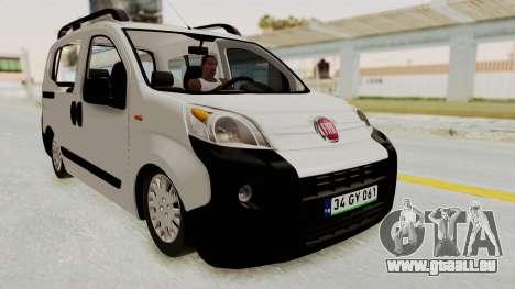Fiat Fiorino 2014 pour GTA San Andreas