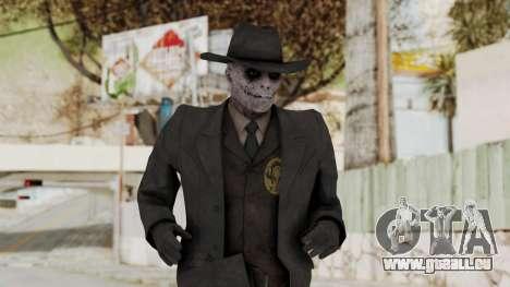 MGSV Phantom Pain SKULLFACE No Mask für GTA San Andreas