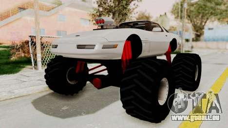 Chevrolet Corvette C4 Monster Truck für GTA San Andreas