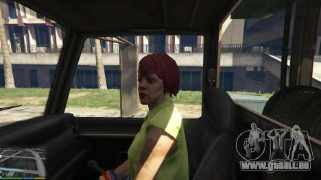GTA 5 Tonya Tow Jobs 1.2