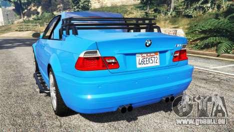 BMW M3 (E46) 2005 Pickup für GTA 5