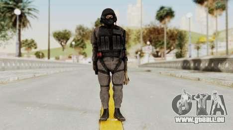MGSV Phantom Pain Cipher XOF Afghanistan für GTA San Andreas zweiten Screenshot