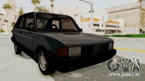 Fiat 147 Spazio TR für GTA San Andreas linke Ansicht