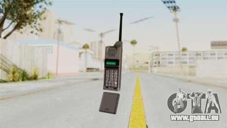 Metal Slug Weapon 7 pour GTA San Andreas deuxième écran