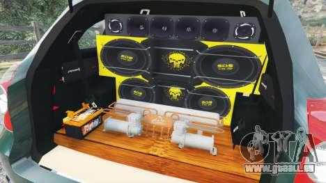 Chevrolet Captiva 2010 pour GTA 5