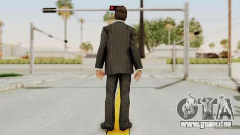 Scarface Tony Montana Suit v2 für GTA San Andreas dritten Screenshot