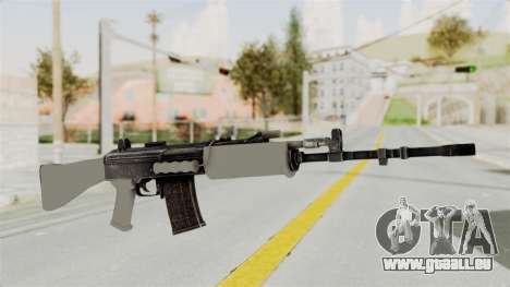 IOFB INSAS Grey pour GTA San Andreas