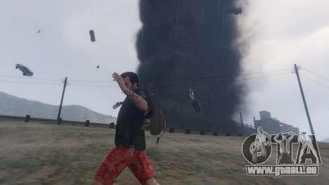 GTA 5 Tornado Script 1.1 vierten Screenshot