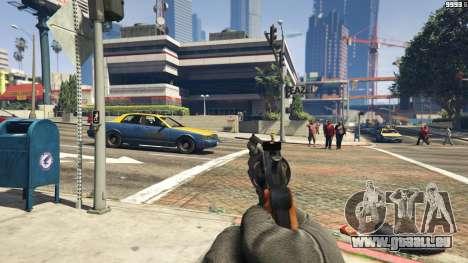 GTA 5 Python .357 Magnum CT6 vierten Screenshot