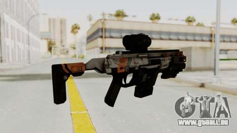 CAR-101 pour GTA San Andreas deuxième écran
