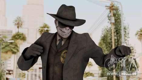 MGSV Phantom Pain SKULLFACE für GTA San Andreas
