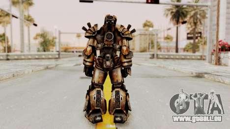 UT2004 The Corrupt - Axon für GTA San Andreas dritten Screenshot