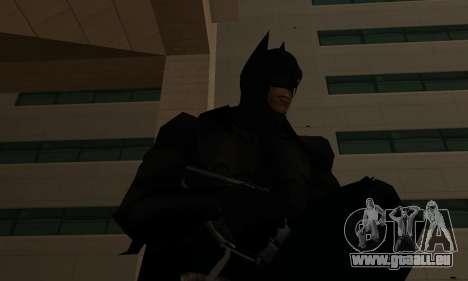 Pneumatic Mangler pour GTA San Andreas cinquième écran