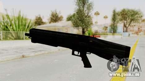UTAS pour GTA San Andreas deuxième écran